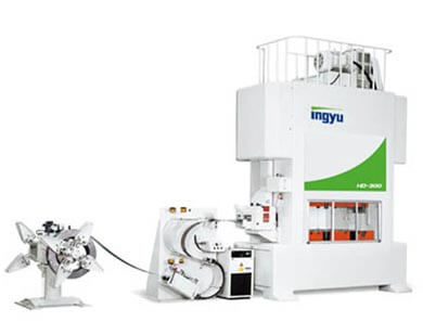 Ing Yu hd series in fine blanking press machine